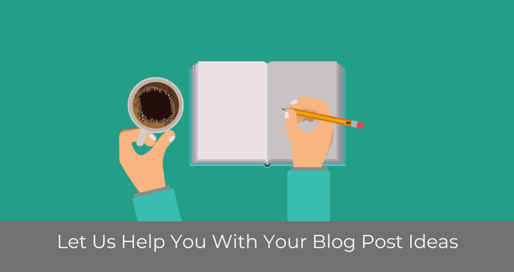 8 Ways To Uncover Great Blog Post Ideas.