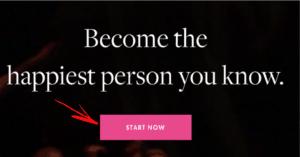 Gabby Bernstein online influencer trendsetter call to action